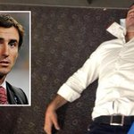 #NRL: Andrew Johns dropped from Ch 9s #NRLGF coverage after #Toowoomba. airport incident http://t.co/Wj7PWI85Gx http://t.co/yfCmoUuVLM