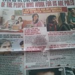 RT @Rukmini: The new movie Talvar has caused Delhi Times to have a two-page meltdown about maids and drivers