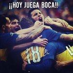 ¡¡HOY JUEGA BOCA!! http://t.co/cfE71fQqzw