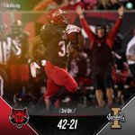 Michael Gordon leads the way with 3 rushing TDs for A-State #WolvesUp http://t.co/Lk3D1QZe4k