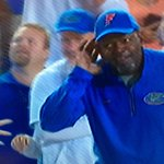 Whats that score? 38-3 #Gators over the #3 team in country. #SwampRevival @mattsinn @10NewsMel http://t.co/cDkXDixYi4
