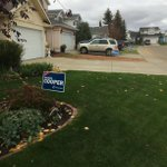Great day at the doors. Strong support for the low tax, balanced budget plan of @pmharper. #stalbert #yeg #CPC http://t.co/Z9e3ILpRvq