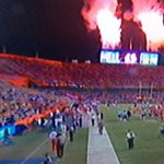 38-10 #Gators upset 3rd ranked #OleMiss. Florida should take a nice leap in the rankings. 1st in SEC East 5-0 http://t.co/QPpNkZAuJJ