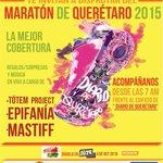 Mañana no olvides sintonizar 107.9 ACB radio, la mejor transmisión del #QuerétaroMaratón porque tendremos sorpresas! http://t.co/EUkRdFAkt4