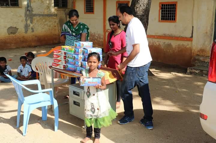 Recent shoe donation at Balla school.Mulbagal @Aksharaa_ACT #ACTforEducation @vikassastry @jessy_kimi @ardhamaanava http://t.co/K3M8Dpd95S