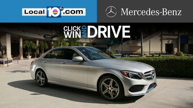 Win yourself a brand new mercedes benz in the for Win a mercedes benz