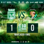 Terminó el partido. Ganó Nacional 1-0 a Jaguares. El gol llegó por intermedio de Jefferson Duque. #MiNacionalenvivo http://t.co/OuaMWpde1y