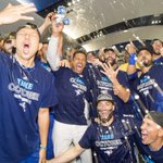"""Have you seen the #BlueJays new playoff hype video? """"Hype"""" may not even do it justice: http://t.co/OPGBlRksjg http://t.co/qQegowLQCW"""