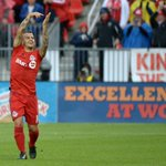 Sebastian Giovinco scored a goal in @torontofcs 3-1 win over @philaunion in Saturday #mls… http://t.co/ux2PjpgbgC http://t.co/VOUEwS6yzT
