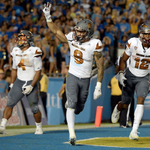 UPSET ALERT: Unranked ASU goes to Pasadena and stuns #7 UCLA with a 38-23 win! http://t.co/uD9WRg7Vcj