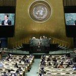 #Mundo | Los discursos más destacados de la 70 Asamblea General de la ONU |  http://t.co/ADtp3Lo39W #UNGA http://t.co/ceR9qqX5vV