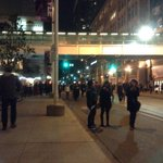 Windiest #snbTO ever! Still thousands are out having a good time! @sbnuitblancheTO #NuitBlanche2015 #Toronto http://t.co/2fdeDwG87X