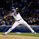 #Cubs starters have posted a 0.20 ERA (1 ER/45.1 IP) over the last seven games. #ThatIsGood http://t.co/LCRyMts1Lc
