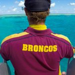 Lots of folks on team @brisbanebroncos out enjoying #thisisqueensland! Show us how yr celebrating #NRLGF #bronxnation http://t.co/XPkk0Z7TwJ