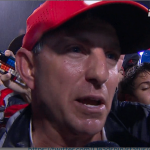VIDEO: ABC cuts away during epic postgame speech from Clemson head coach Dabo Swinney http://t.co/qSGR6A1yMO http://t.co/9aAVi9dz7K