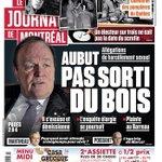 La UNE de votre Journal, édition du 04 Octobre 2015. http://t.co/kWAEO0Pre3