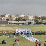 Pakistan women wins the toss, elected to bat in first ODI against Bangladesh women. #PakWvBanW #BackOurGirls http://t.co/r4YAEqlOd0