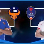 .@FCGoaOfficial host @DelhiDynamos in a mouthwatering encounter at Fatorda today! PREVIEW: http://t.co/i7hB3xZDMI http://t.co/jpUnTzZUXI