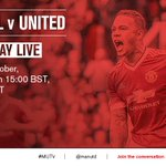 #MUTV has the best build-up to Arsenal v #mufc. Tune in from 15:00 BST (UK/IRE): http://t.co/NpJf18AzNn http://t.co/uls9Ccr56n