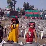 #SherKaShikariAya All set for todays jalsa http://t.co/LpqkAI4Gzb