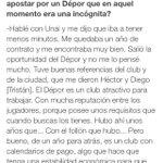 Entrevista de @FNavarro_3 en @lavozdegalicia. Equipo serio = más posibilidades de fichar. http://t.co/R6IwssyQEx