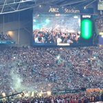 Barnsey and Cold Chisel killing it at @NRL grand final http://t.co/gJjFiyJQCK