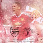 Game day! Lets go @ManUtd ⚽️🔴 #MUFC http://t.co/Sa7wbxNA0l