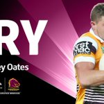 7 #NRLGF TRY TIME Corey Oates goes over after Blair offloaded and Milford found the space down the flank for Oates http://t.co/kj1WlA6yPA
