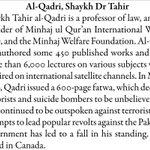Dr Qadri is in the list of 500 influential Muslims @AtiqRehmanPAT @awais2313 @waniamustafavi @UsmanfayyazC http://t.co/m2Y8ARLfDh