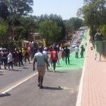 We are now on Linden rd Sandton. Join us. #Joburgecomobility change the way you move^TK http://t.co/54hNcIAw9y