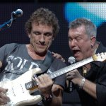 Aussies Cold Chisel showed up the big-name international acts on grand final weekend. http://t.co/V84ZxoJIeg #NRLGF http://t.co/A0vAkdFo3q