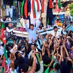 "Lahore wakes up nd wants change #SherKaShikariAya    http://t.co/is2EeV24xP"""