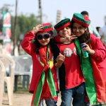 #چلو_چلو_ڈونگی_گراونڈ_چلو They are too young but excited & hopeful for their bright corruption free future. #NA122 http://t.co/l8lUs7jTpF
