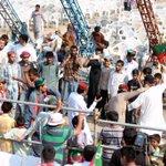 #چلو_چلو_ڈونگی_گراونڈ_چلو People of #NA122 #PP147 ready to bring change. Ready to welcome @ImranKhanPTI http://t.co/E2yiM6SMKi