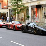 When the Going Gets Tough, the Tough Go Shopping (Sunday spotting of some little runabouts) http://t.co/9AKFTo5t4Z