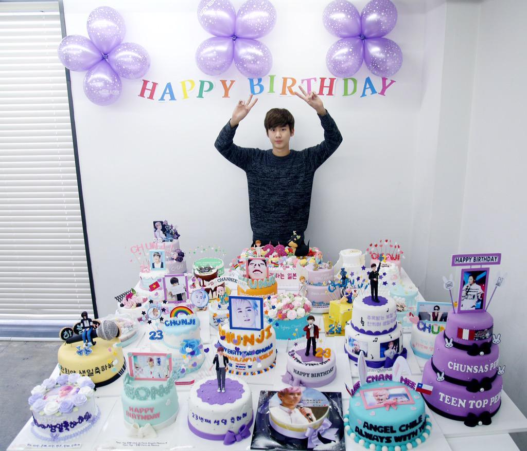 ♡1005♡ #천지 의 생일을 축하합니다! HAPPY BIRTHDAY TO CHUNJI ! #PrinceChunjiDay http://t.co/m4L0dM413z