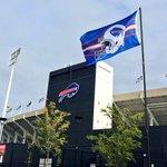 Its a beautiful day for some Buffalo Bills football. #RockTheRalph http://t.co/cPVgDUpOwU
