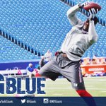 #Giants TE Will Tye getting ready for his NFL debut! First product of @stonybrooku in the NFL! #NYGvsBUF http://t.co/aNgTgRKF5y