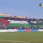 #صورة: #المغرب ينتصر لـ #فلسطين برفع العلم قبل قليل من ملعب وجدة ضمن لقاء يجمع مولودية وجدة ضد الرجاء الرياضي http://t.co/6YDi3kC02m
