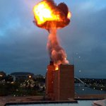 I guess I didnt expect the giant fireball to shoot out #YMCA http://t.co/49KDwqUIGR