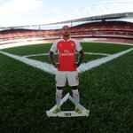 Want to own a mini @theowalcott? Make sure to pick up todays #AFCvMUFC matchday programme for your tabletopper http://t.co/UTqTtUVkXx