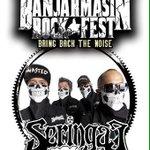 Dan ini dia @seringai yang bakalan menjadi Headliner Banjarmasin Rock Fest 2015 #BanjarmasinRockfest http://t.co/e4CXGYyhds