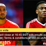 Who would you rather have in your team? Anthony Martial? or Theo Walcott? Vote here: http://t.co/BMGNElcTL2 http://t.co/ELXjOZuZcO