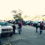 Busy tailgating already for #Bengals game! Crowded at LongworthHall #whodey http://t.co/DvW9AocZ6w