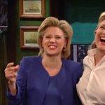 Hillary Clinton did a pretty decent Donald Trump impression on Saturday Night Live http://t.co/YGjRJIfQqx http://t.co/V8qyv3IqdI