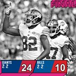 FINAL: The G-Men win the Battle of New York #NYGvsBUF http://t.co/RTQ72CqmKr