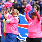 Bravo, Buffalo. Bills bring 50 breast cancer survivors on the field before the game. http://t.co/u9kZ1ISvSL http://t.co/MzrLr843O1