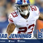 RASHAD JENNINGS WOW! A 51-yard TD from Eli Manning and the #Giants ANSWER! BIG BLUE up 22-10! #NYGvsBUF http://t.co/RR5m1sS0Nv