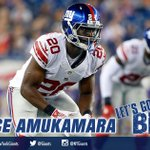 PRINCEEEEEEE! Superb fumble recovery gives the #Giants offense the ball up 24-10! #NYGvsBUF http://t.co/gj2Z6uQO4O