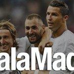 ¡Menos de 10 minutos para el final! ⏳ ¡VAMOS REAL! ¡HASTA EL FINAL! #RMLiga #RMDerbi #HalaMadrid http://t.co/FZIuAa7ICC